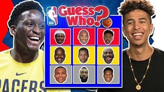 Guess That NBA Player vs. Victor Oladipo - INSANE Guess Who #2