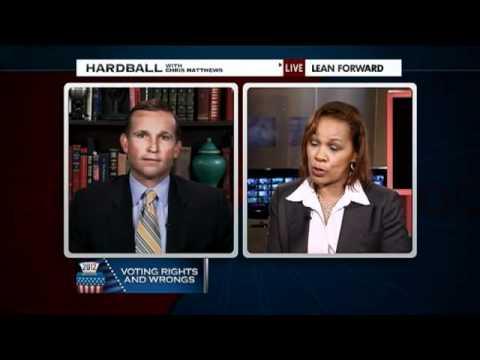 Hardball:  New Florida law hurts voter registration on MSN Video