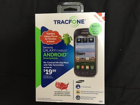 Tracfone Samsung Galaxy Stardust No Contract Phone