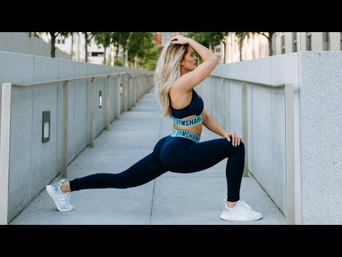 Leg and HIIT Workout | Blast Fat & Keep Muscle Mass
