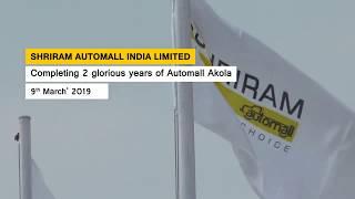 Shriram Automall Akola – 2nd Business Anniversary