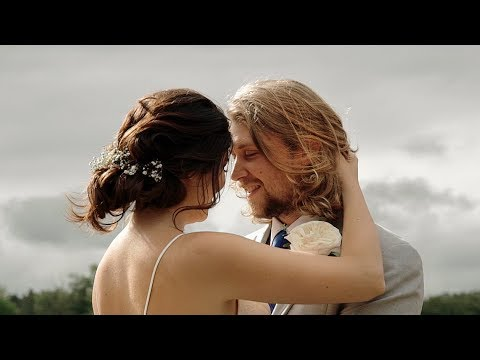 OUR GORGEOUS OUTDOOR WEDDING VIDEO | BECKY & AUSTIN