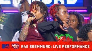 Rae Sremmurd Perform 'Powerglide' 🔥 (Live Performance) | Wild 'N Out | MTV