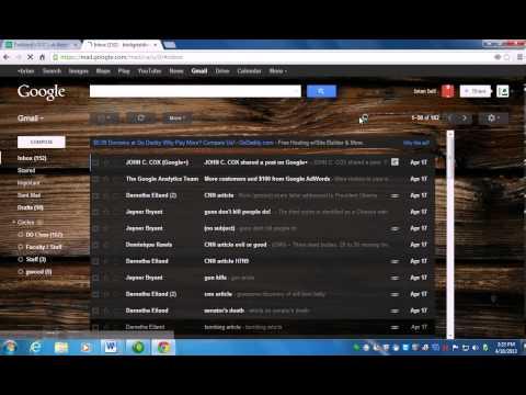 Use gmail to make phone free phone calls
