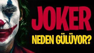 Joker Neden Gülüyor? - Psödobulbar Etki Nedir?