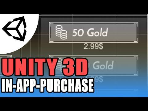 In-App Purchase (IAP) - Unity 3D[Tutorial][C#]