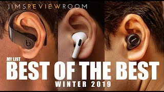 Top 5 Best of the BEST TRULY WIRELESS EARPHONES for 2019 - Lets GO!