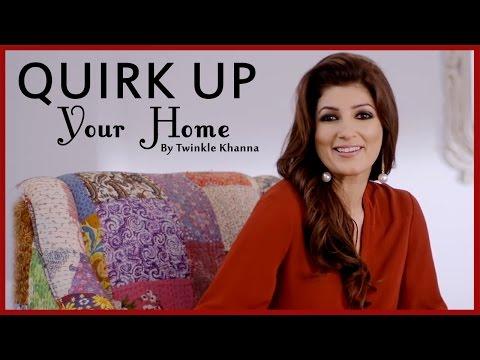 Home Decor Tips | Interior Design Ideas for Indian Home | DIY Videos | Twinkle Khanna