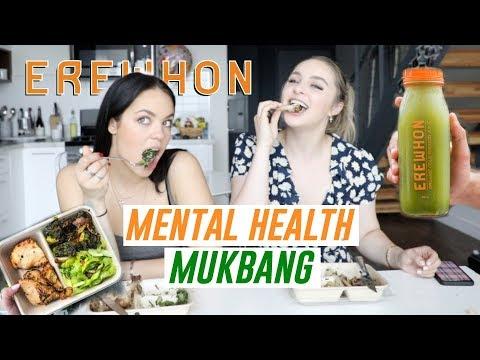 Mental Health Mukbang with Claudia Sulewski | Alexa Losey