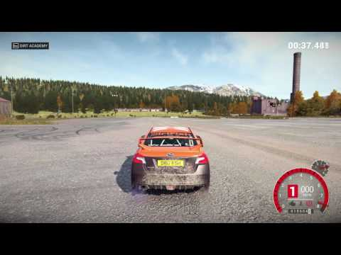 Dirt 4 First Minutes PC Gameplay Nvidia GTX1070 Ultra Settings 1080p