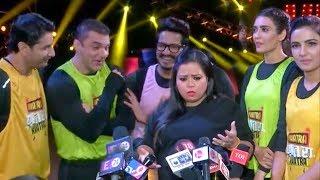 Bharti Singh's Hilarious & Funny Moments Wid Sohel Khan, Harsh & Other Celebes On Katra Katra Katra