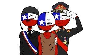 Everything Black Meme Countryhumans Chile