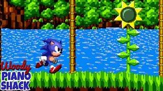 MegaDrive] OSSC 240p ↔ 480i Test (Line4x) - Sonic 2