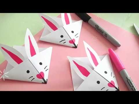 Bunny Bookmarks!
