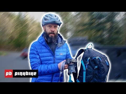 What Does A Pro MTB Photographer Carry In Their Camera Bag?
