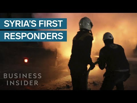 Russia's Conspiracy To Paint Syria's First Responders As Terrorists