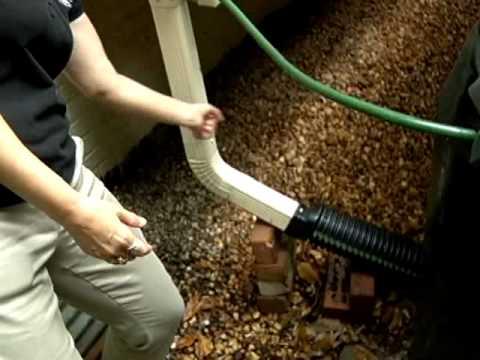Fairfax County's Rain Barrels