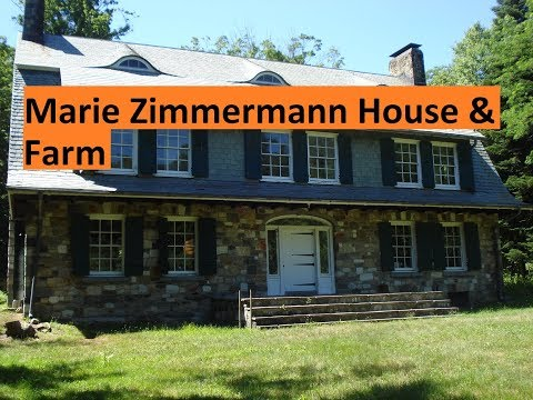 Walking Tour Marie Zimmermann House and Farm