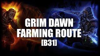 Grim Dawn - Cronley & BoC Treasure Trove Run - PakVim net HD