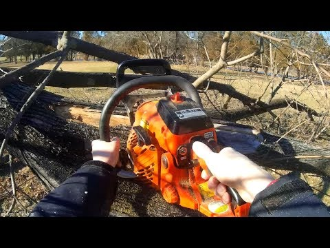 Echo CS-370 Chainsaw