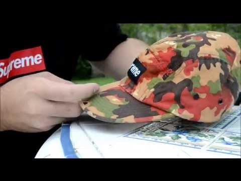 Supreme black LV   Monogram bucket hat - Supreme Bucket Hat 2014 4d980c4a3ca