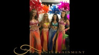 FX Entertainment Presents..... Rio Olympics Samba Dancers