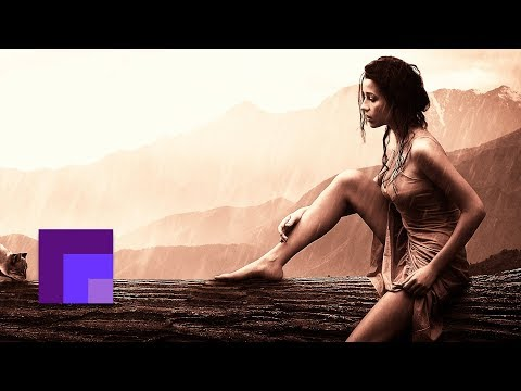 Create and Edit a High Contrast Sepia Photoshop Action
