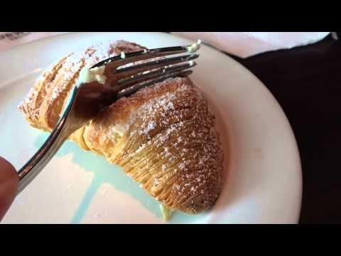 Lobster Tail Pastry