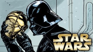 How Darth Vader Met and Remembered C-3PO on Cloud City