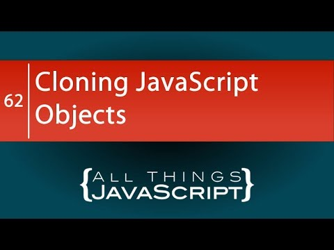 Avoiding Issues with Mutability by Cloning JavaScript Objects