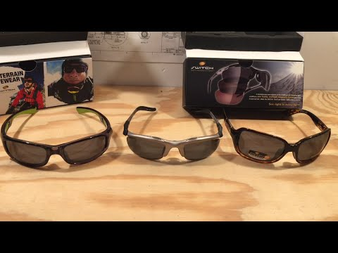 Switch Magnetic Interchangeable Sunglasses Review
