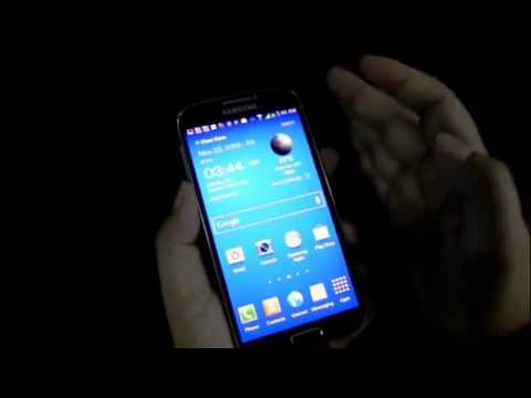 how to screenshot on samsung galaxy s4