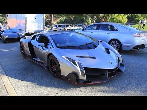 The $4.5 Million Lamborghini Veneno