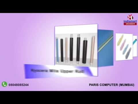 Cartridge Toner and Spare Parts By Paris Computer, Mumbai