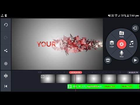 Xxx Mp4 How To Make A PARTICLE INTRO In Kinemaster KineMaster Tutorials Tech Share Tamil 3gp Sex