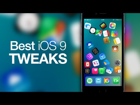 TOP 10 BEST iOS 9 Cydia Tweaks 2016 For iPhone & iPod Touch