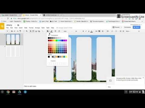 Design 1 Google Slides Brochure