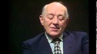 Rare Star Wars 1977 Alec Guinness Interview on Parkinson Talk Show