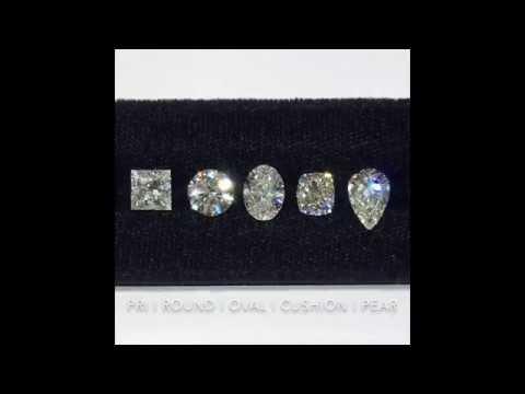 LaurenB Diamond Education: Diamond shapes