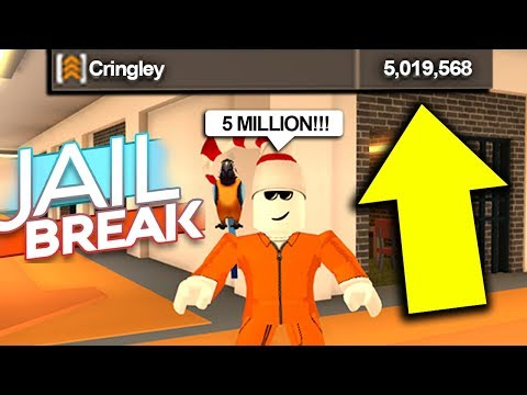 MY JAILBREAK WALLET IS AT 5 MILLION DOLLARS!