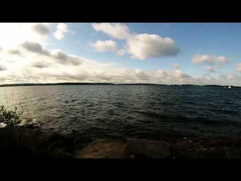 Eel Bay Clouds