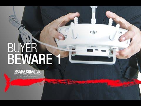 Drone Dialogue -  DJI Inspire 1 - Buyer Beware PSA Part 1