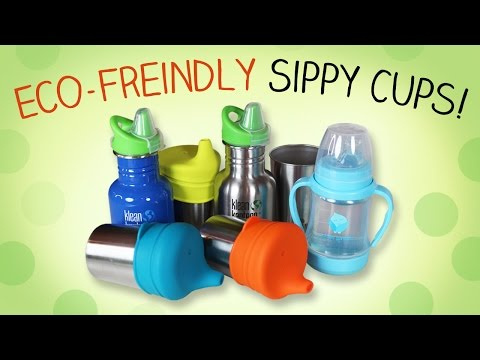 Safe Sippy Cups - Stainless Steel & Glass Alternatives!