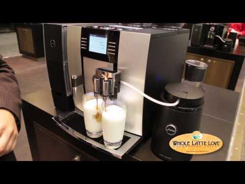 Jura-Capresso GIGA 5 One-Touch-Cappuccino and Latte Macchiato System