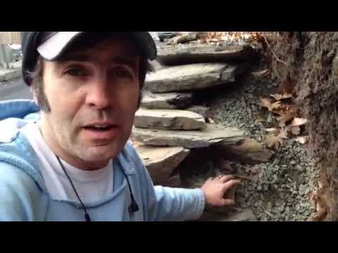 How Not To Build A Stone Retaining Wall