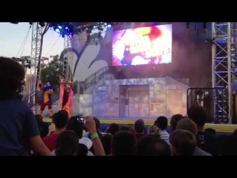 Star wars dance off 2