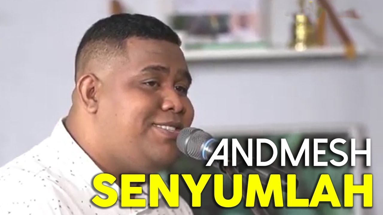 ANDMESH - SENYUMLAH (Live Konser Kebersamaan #DiRumahAja)
