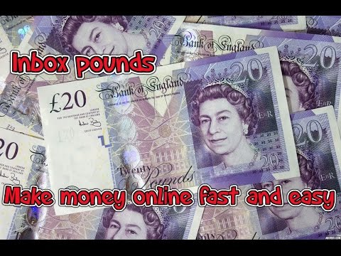 Inbox pounds (Make lots of money online!)