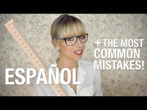 How to sound like a NATIVE SPANISH SPEAKER! | Superholly