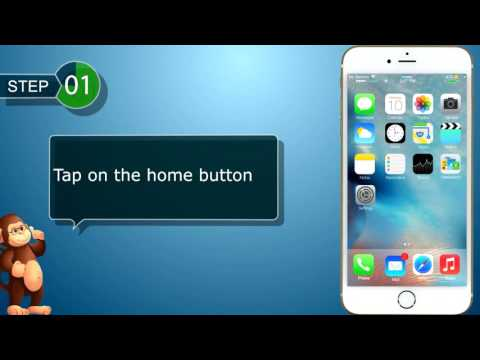 I-Phone Import Contacts from a SIM Card for Apple ios smart phones user guide support